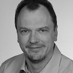 Portrait von Frank Buschmann