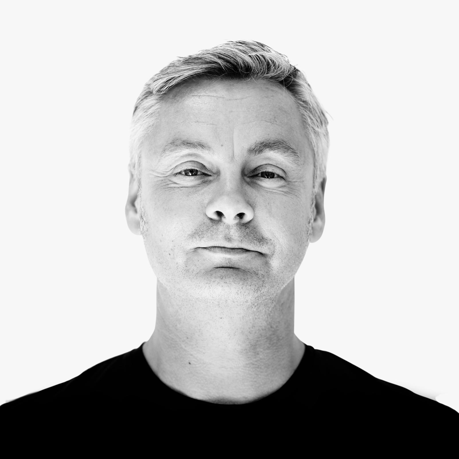 Portrait of Ulf Angermann