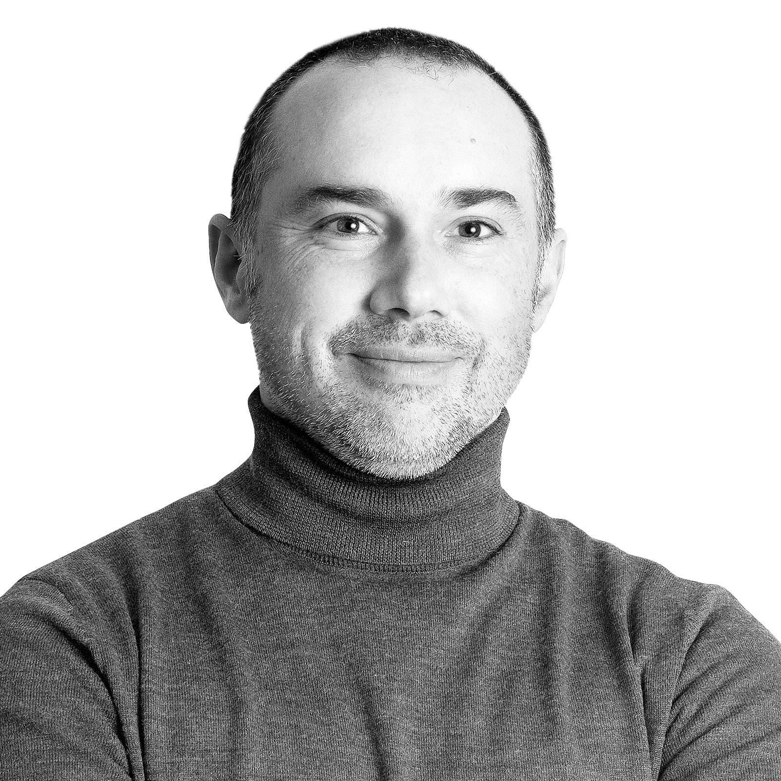 Portrait of Dimitrij Drus