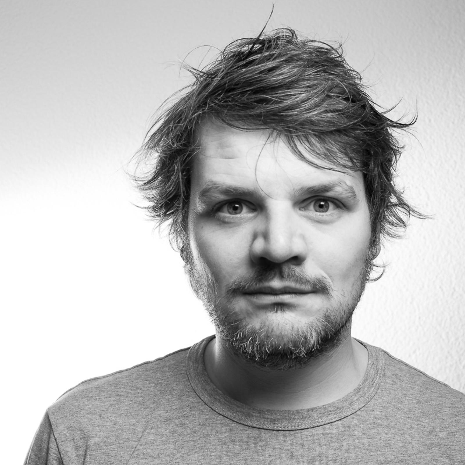 Portrait of Michael Krämer