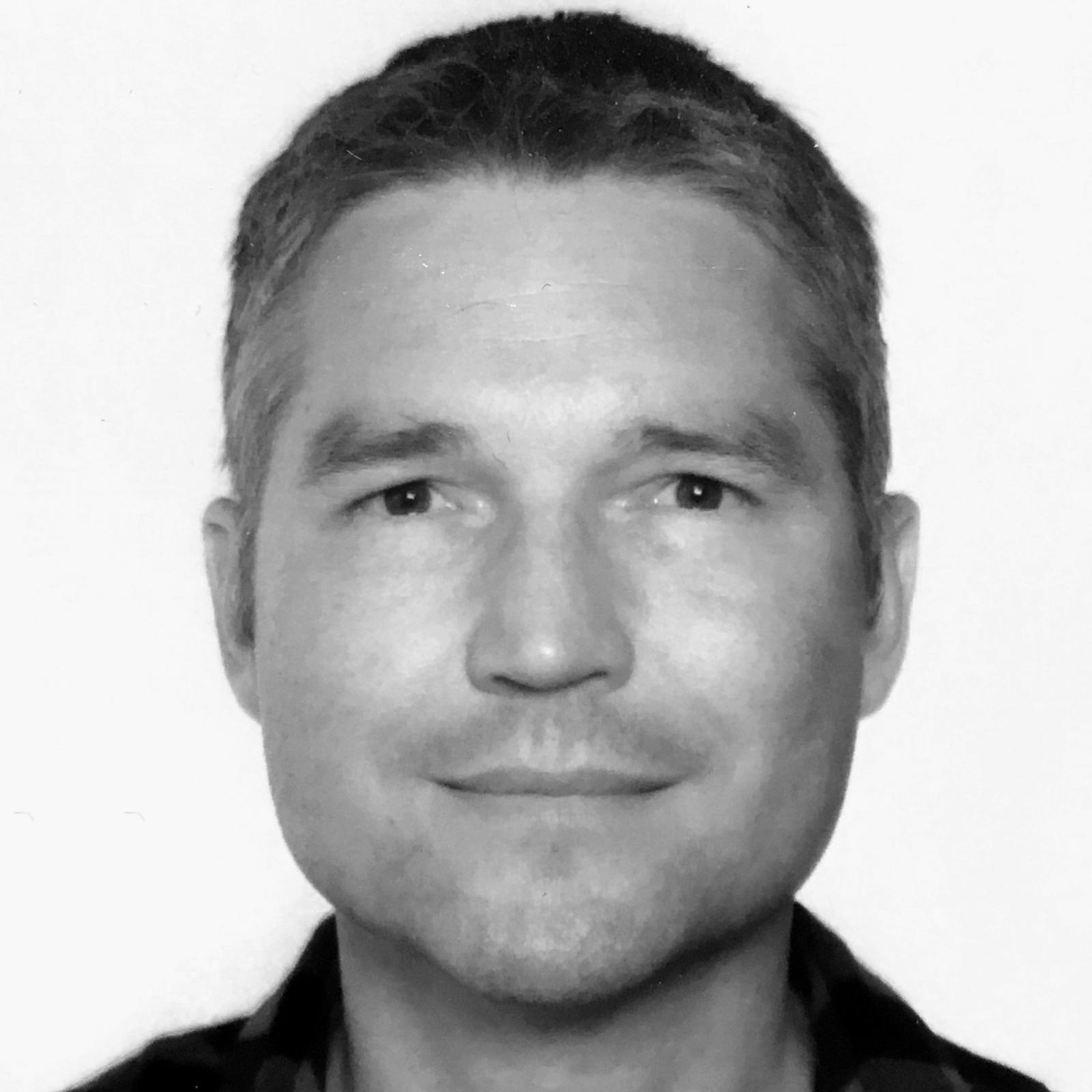 Portrait of Hartmut Wilms