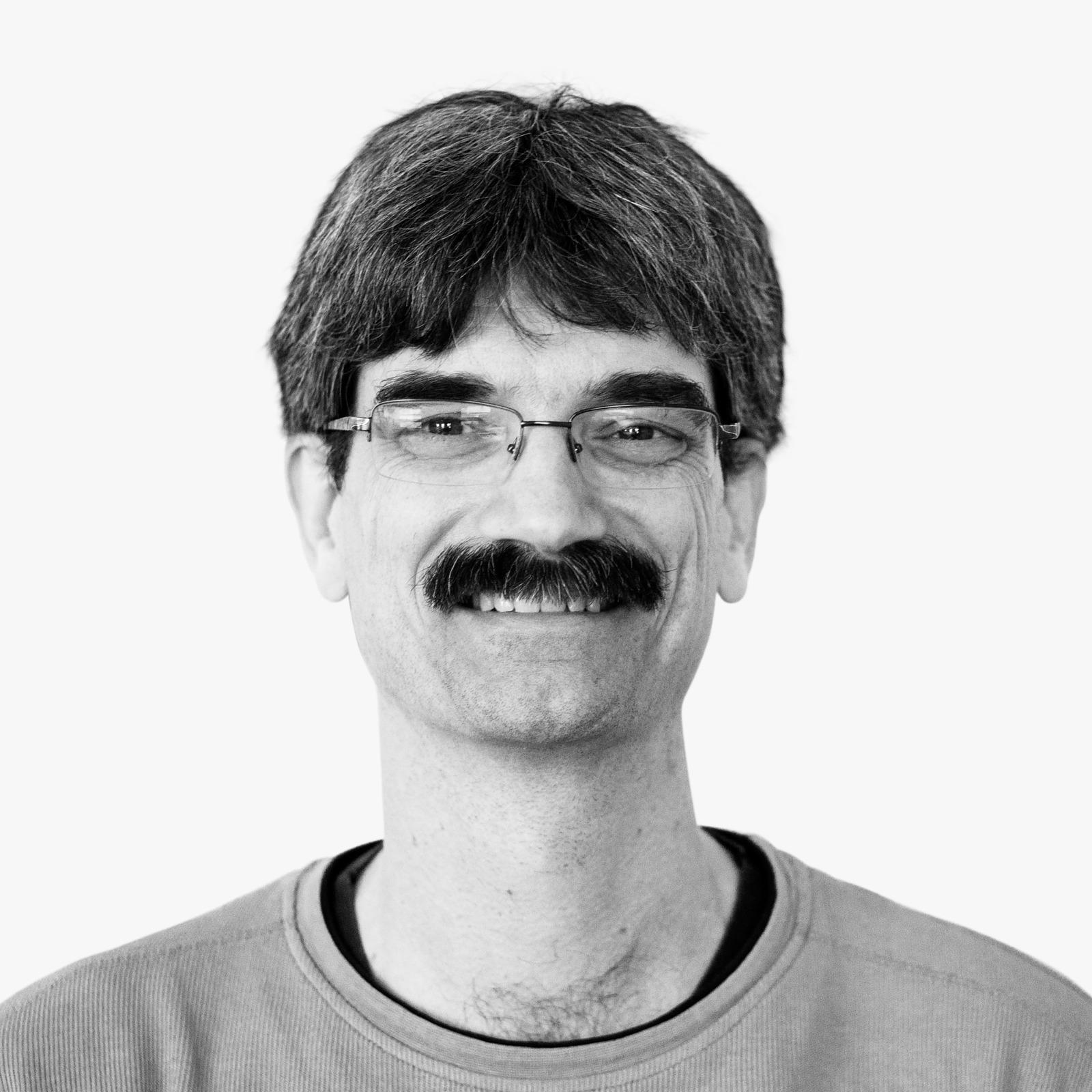Portrait of Stefan Bodewig