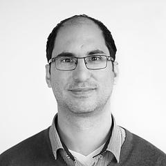 Portrait von Phillip Ghadir