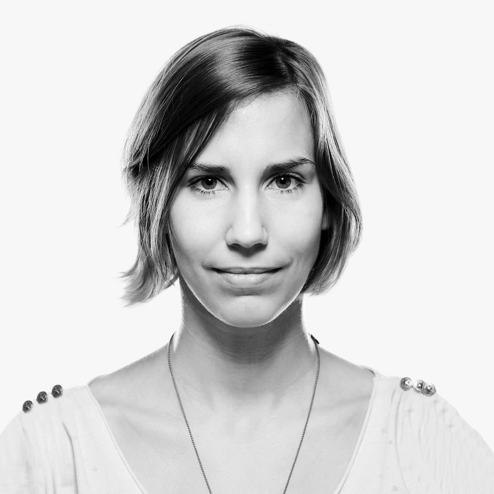 Portrait of Sonja Heinen
