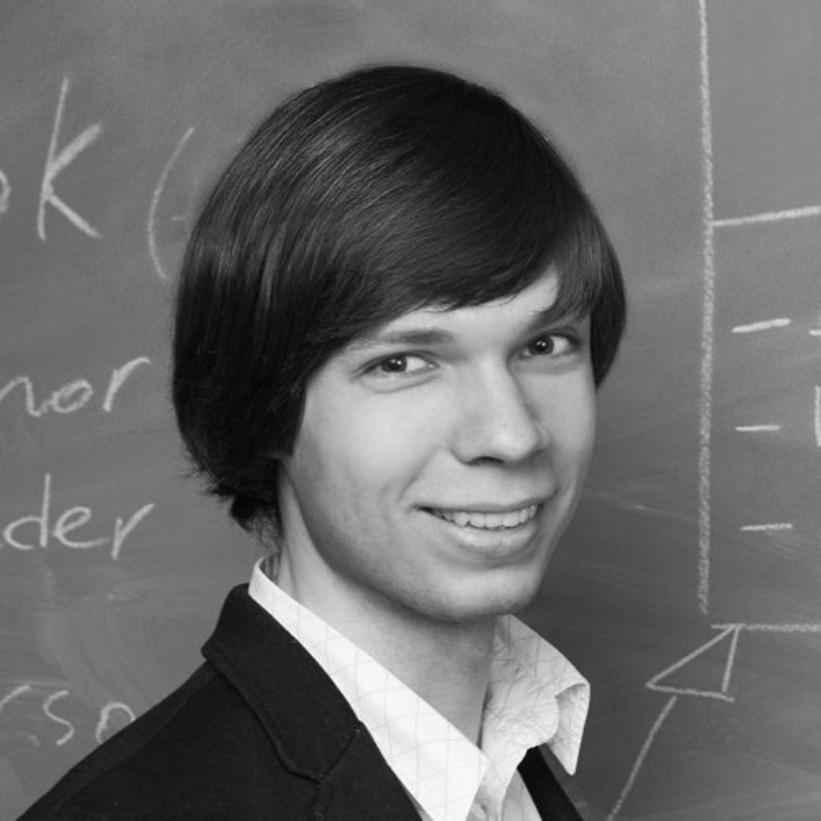 Portrait of Alexey Novakov