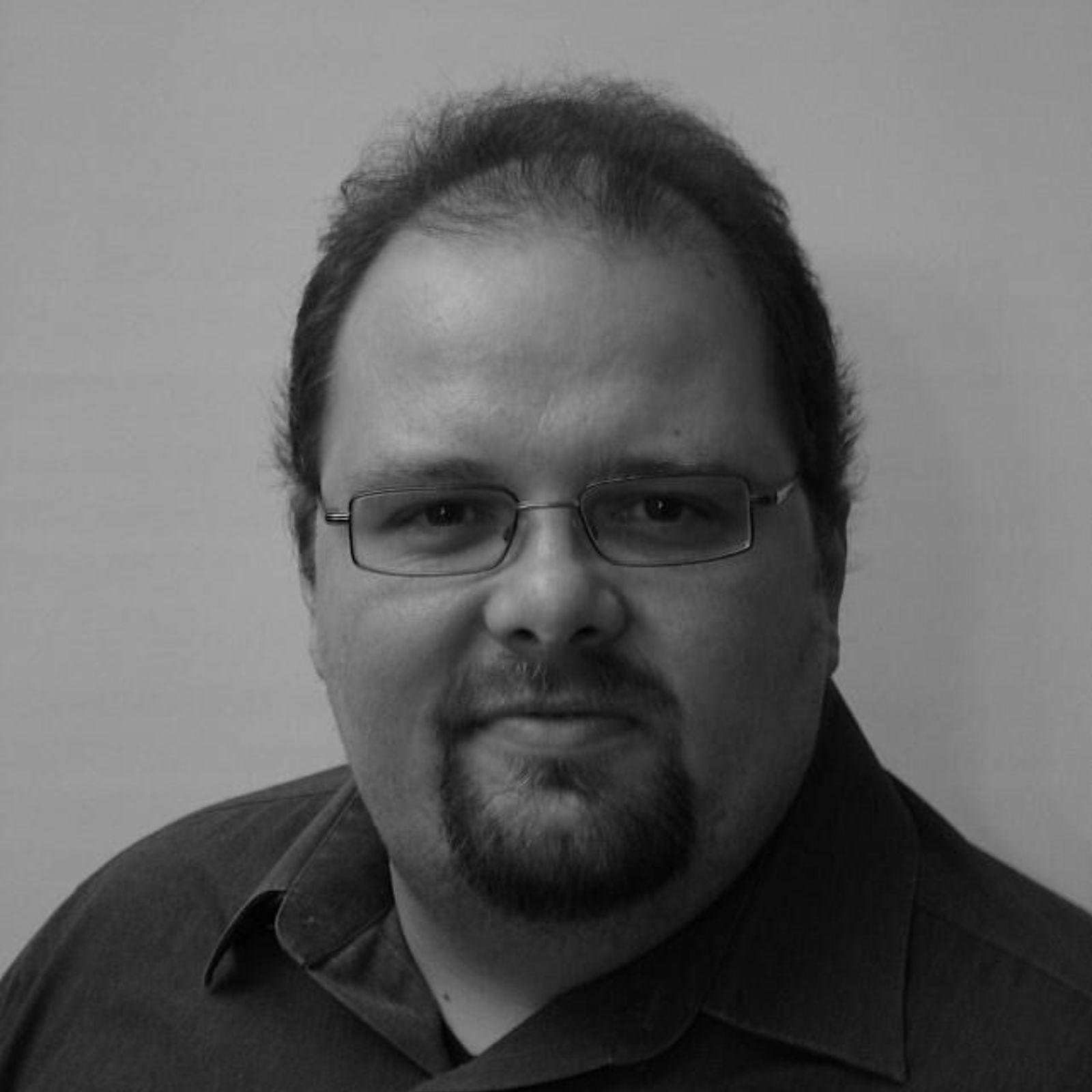 Portrait of Jens Bendisposto