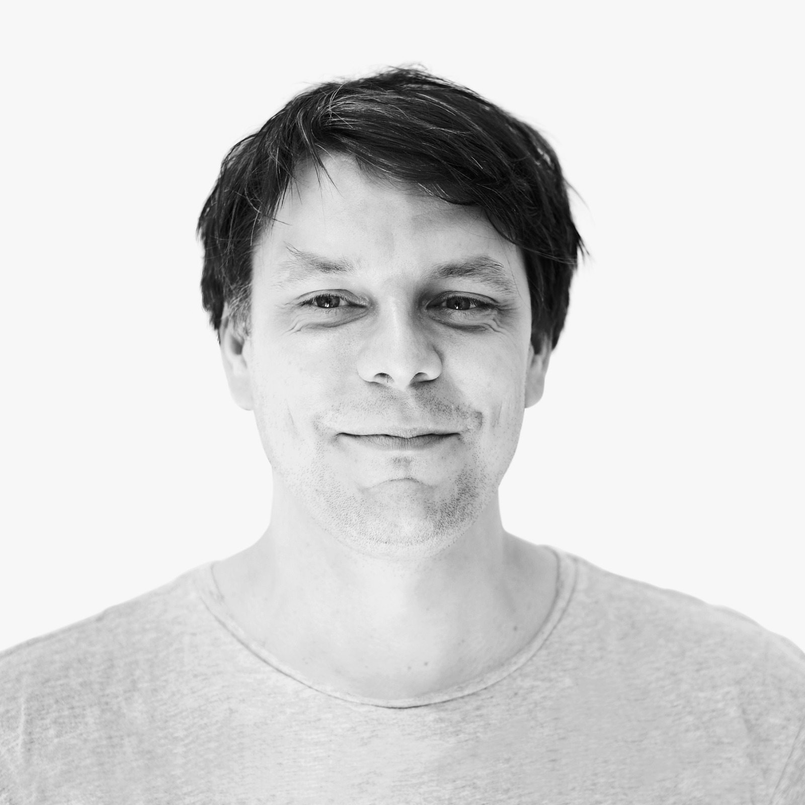 Portrait of Sven Johann