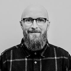 Portrait von Tim Rauhut